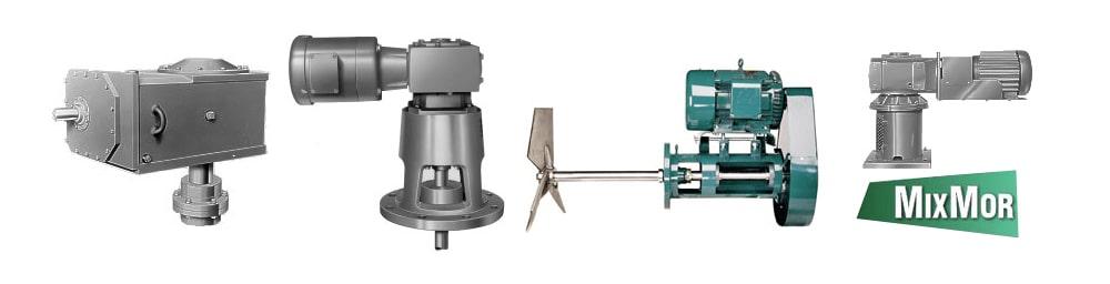 Agitator, Mixers and Impellers - Liquid Handling Equipment